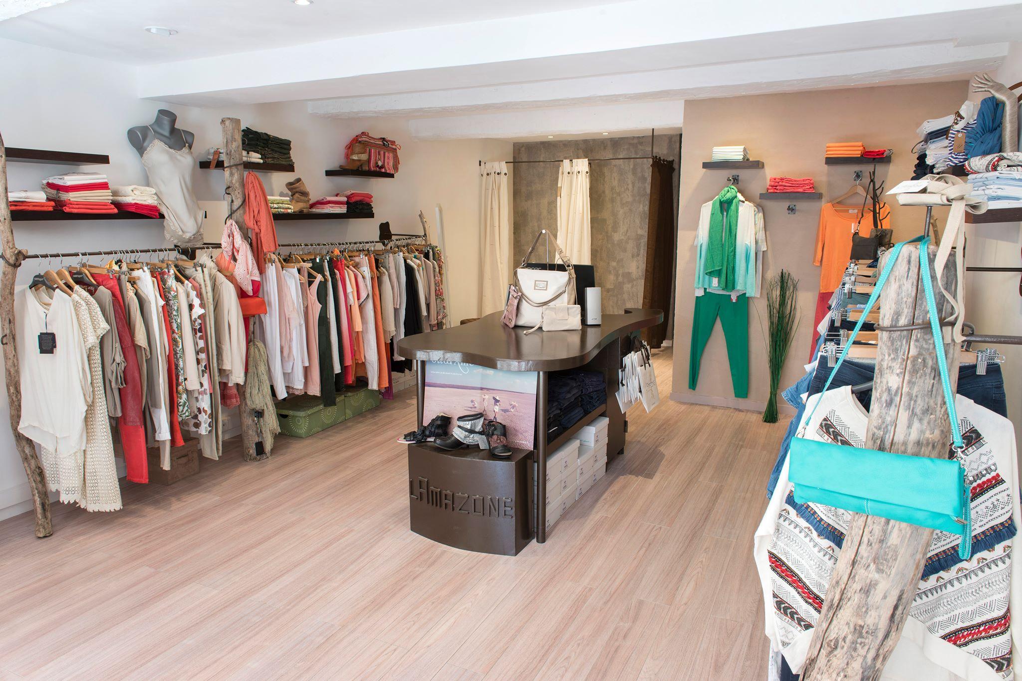 Boutique de prêt à porter à Fréjus - L'Amazone Store