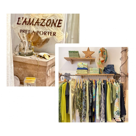 L'Amazone Store, magasin de mode � Fr�jus